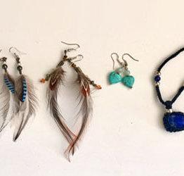 Bijoux et attrape-rêves