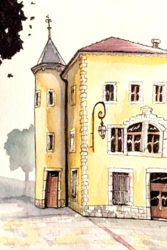 Château de Gex