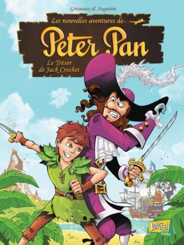 Peter Pan et le trésor de Jack Crochet
